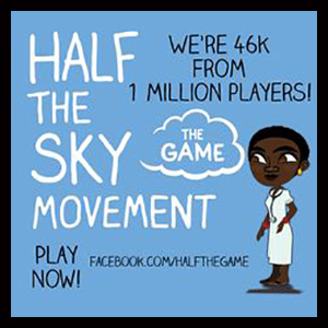 Half the Sky Movement the Game