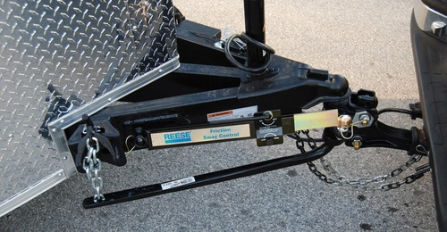 Anti Sway Hitch >> Weight Distributing Hitch About An Rv Celiac Traveler