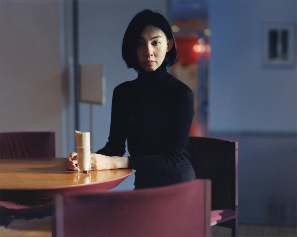現代ビジネス /芥川賞作家「朝吹真理子」氏  http://gendai.ismedia.jp/articles/-/48199