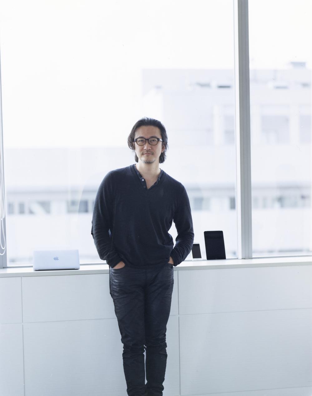 CREA5月号   紀里谷和明   http://crea.bunshun.jp/
