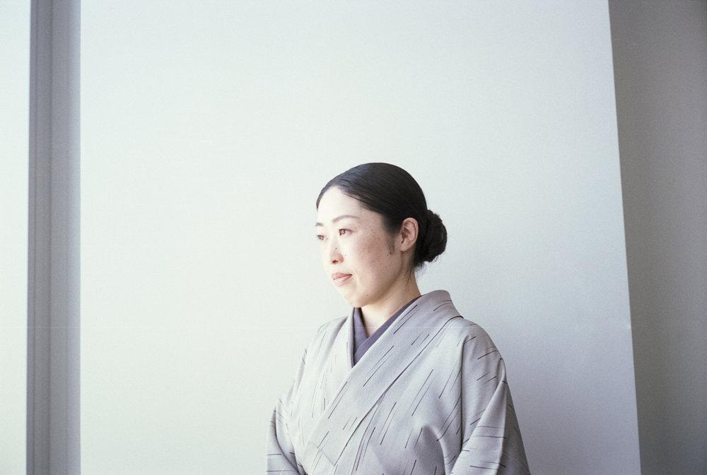 "七緒 vol.47 秋号 ""三者三様。着せ替え大会  "" http://www.president.co.jp/nanaoh/"