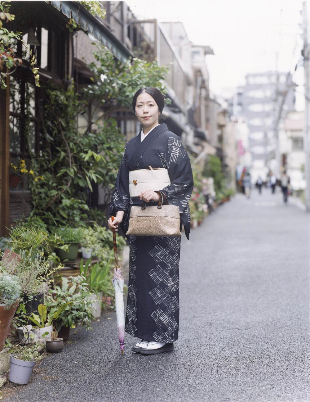 Mitsu Kusame 草萠ミツさん(谷中てらこや)