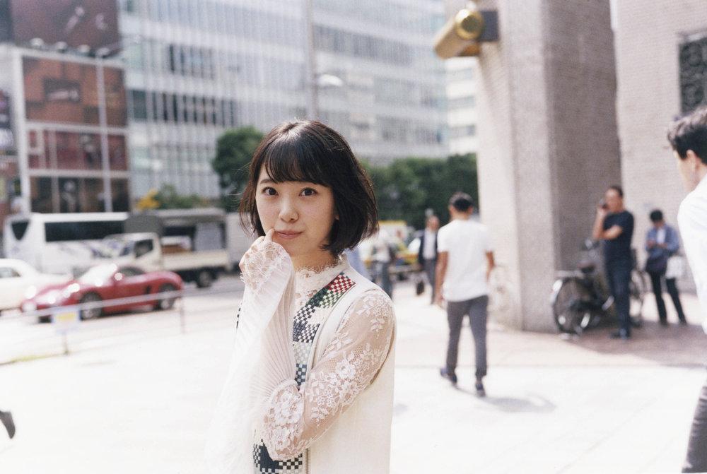 堀未央奈(乃木坂46)  BRODY 2017年12月号