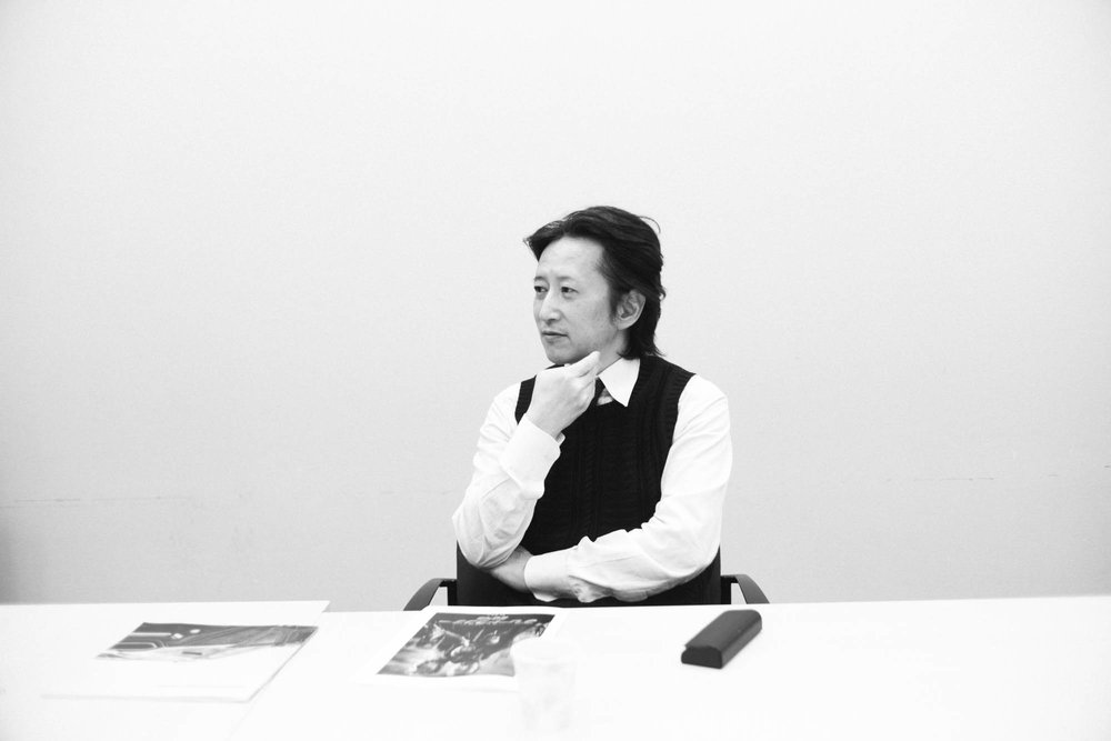荒木飛呂彦 Hirohiko Araki /kotoba 2018 Spring