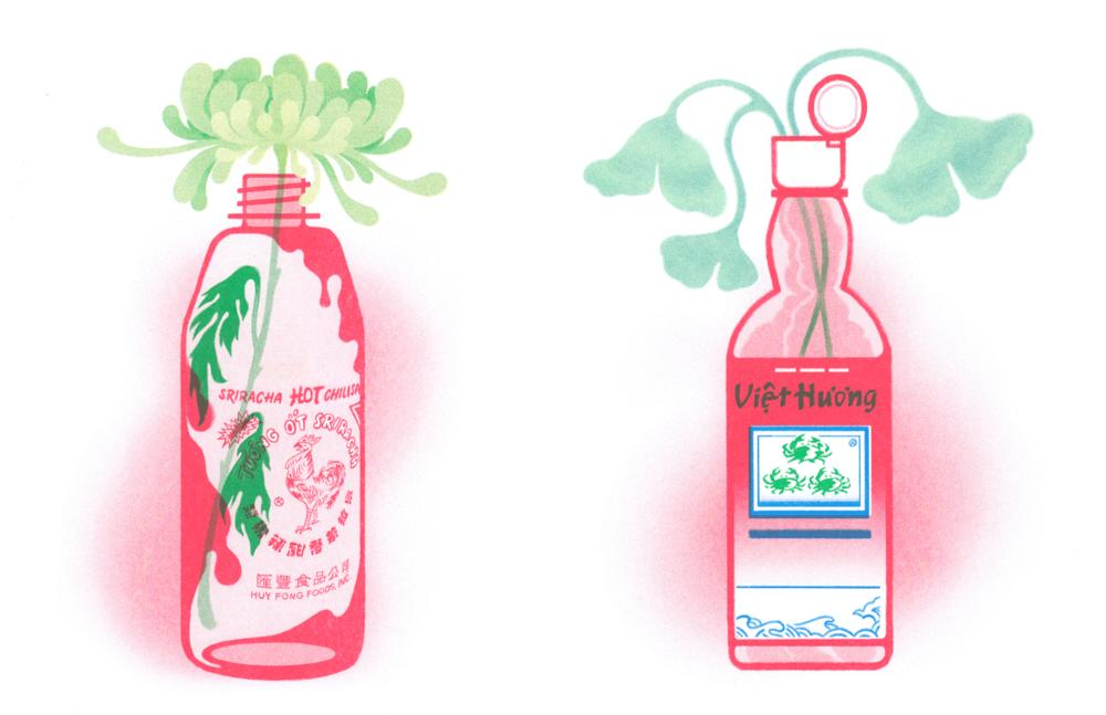 Sriracha & Fish Sauce
