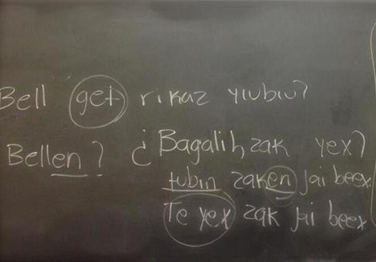 Cursos de lenguas