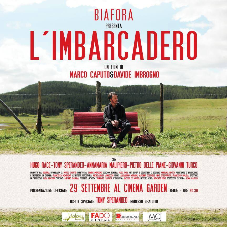 A film by Davide Imbrogno and Marco Caputo, shot in the Sila mountains in Calabria, Italy; featuring Hugo Race and Tony Sperandeo; soundtrack by Hugo Race Fatalists; premier at Cinema Graden, Rende (Cosenza), 29 September 2014....