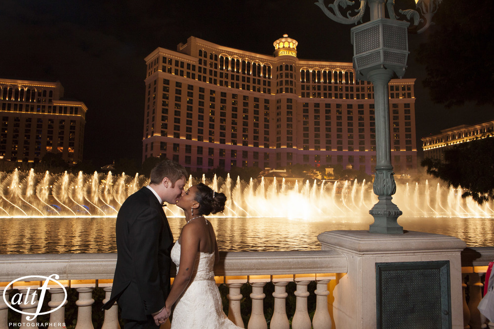 Weddings at Bellagio Las Vegas.