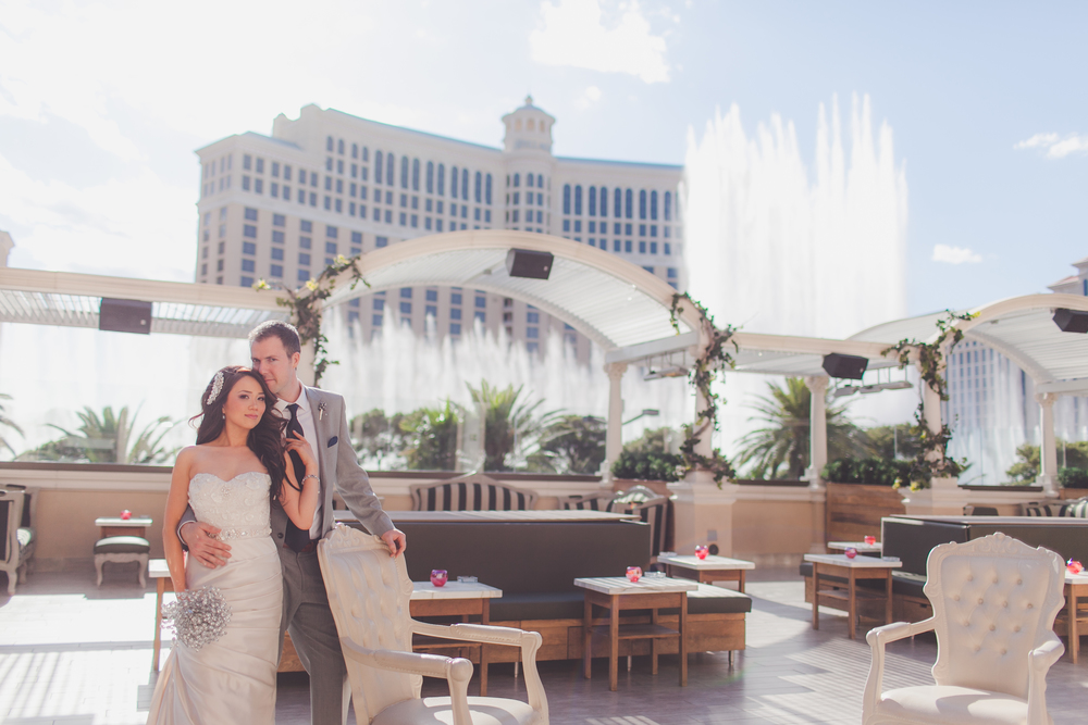 Chateau Wedding by Las Vegas Wedding Planner Andrea Eppolito.