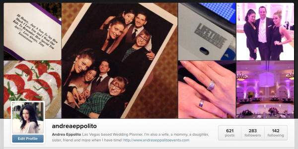 instagram wedding - Wedding Trends 2014