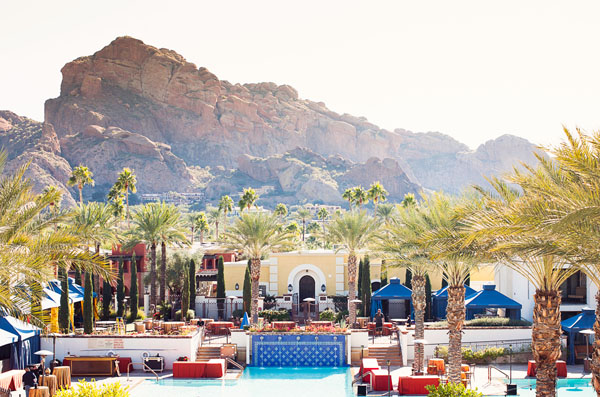 The Montelucia in Scottsdale, Arizona is the ideal retreat for couples seeking luxury in the desert.