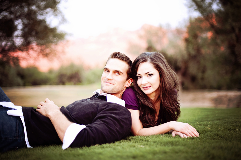 Engagement Photos in Tucson, Arizona