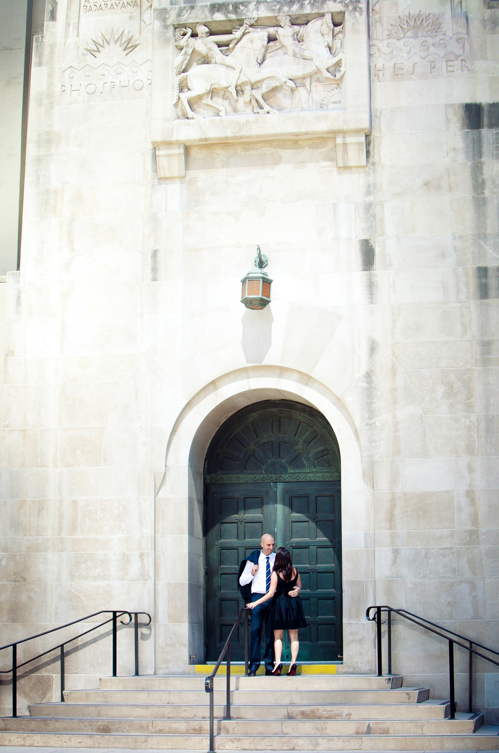 Timeless Engagement Photos in Southern California