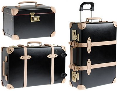 Globe Trotter Centenary Luggage Collection