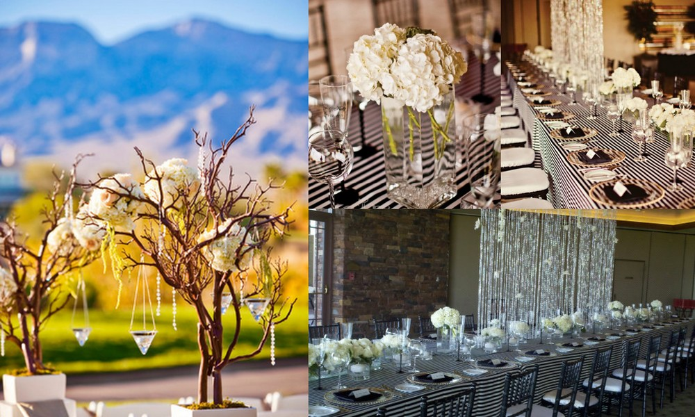Environments and Wedding Decor by Naakiti Floral.