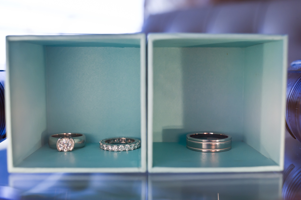 Tiffany Rings…of course!