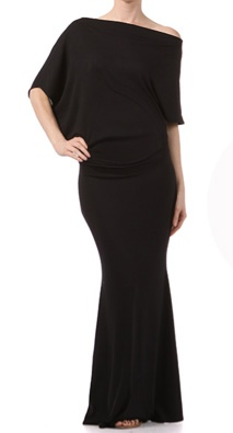 From Bellies n Babies ~ Elegant, classy, and just the right amount of sexy for the mamma-to-be.