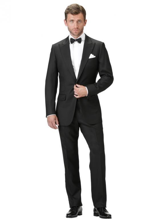 The Art of Being a Gentleman.  Custom Tuxedo by Astor & Black.