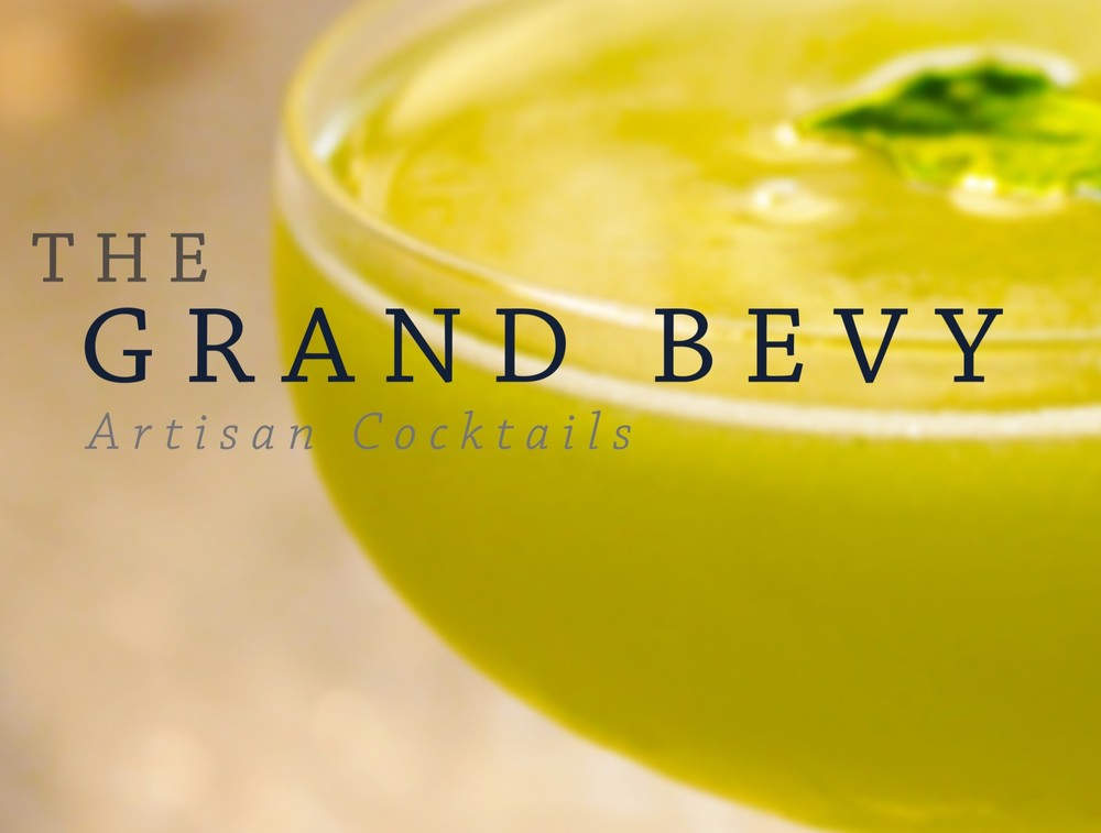 The Grand Bevy - Artisan Cocktails.