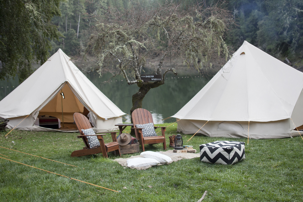Imagine spending your days here – both before & after the wedding. Photo courtesy of   Shelter-co.com.