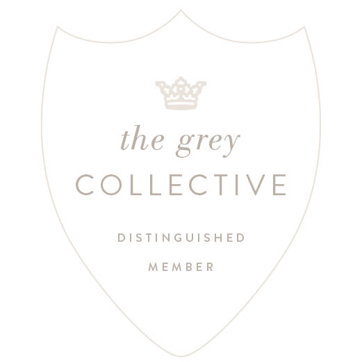 Grey Likes Weddings...Grey Likes Me!  Proud to be a part of The Grey Collective as a Distinguished Member of The Collective.