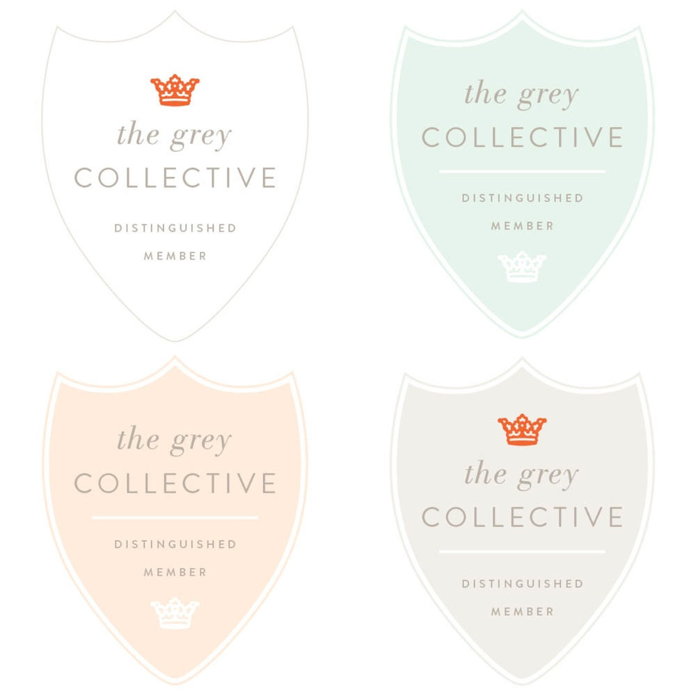 Now a proud member of The Collective, found only at  Grey Likes Weddings .