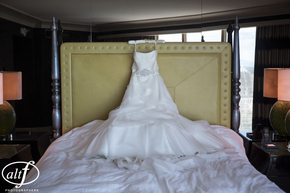Marissa Wedding Gown.    Las Vegas Celebrity Wedding Planner: Andrea Eppolito  Venue:  Wedding at the Four Seasons Las Vegas