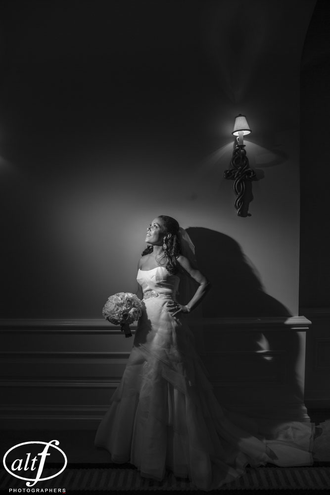 Bridal Portrait.  Las Vegas Wedding Planner: Andrea Eppolito  Venue:  Wedding at the Four Seasons Las Vegas