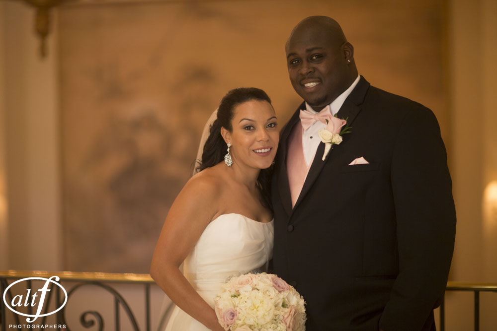 Halona & Rocky Bernard, wedding at the Four Seasons Las Vegas.