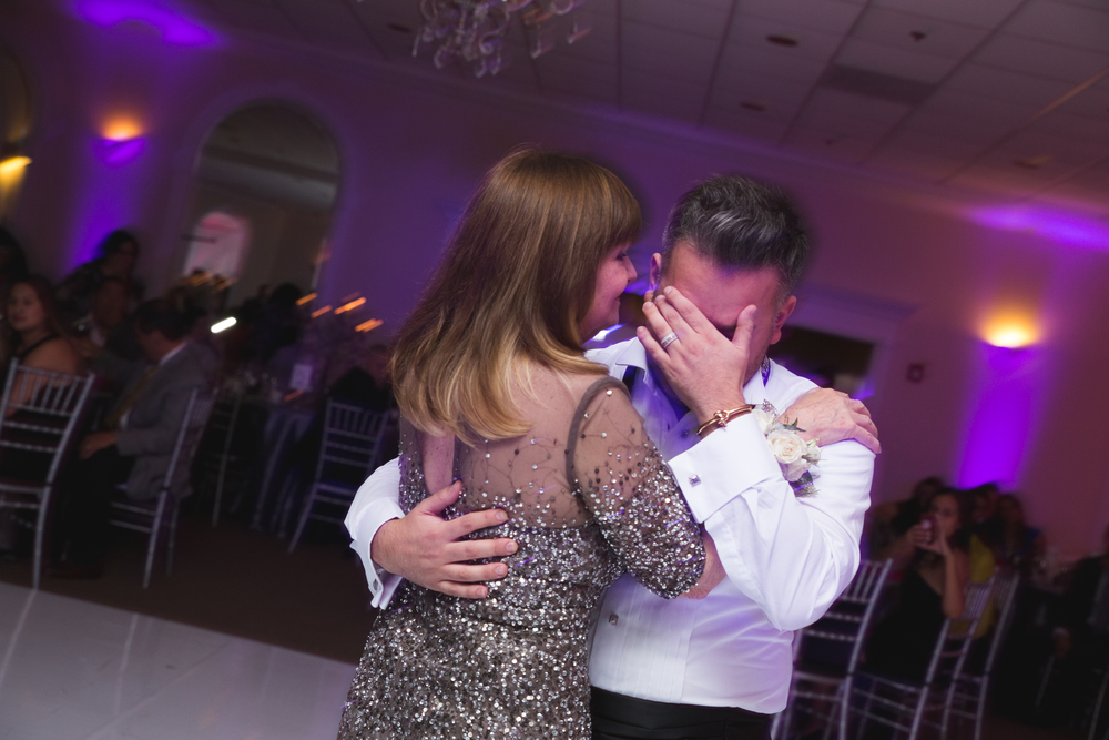 I can't.  Rocco's dance with his mother was just so emotional and beautiful.   Destination Wedding Planner Andrea Eppolito  |  Photo by Antonio Abrego | Gay Weddings