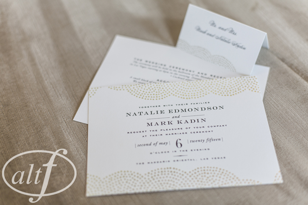 Minted Stationery Suite