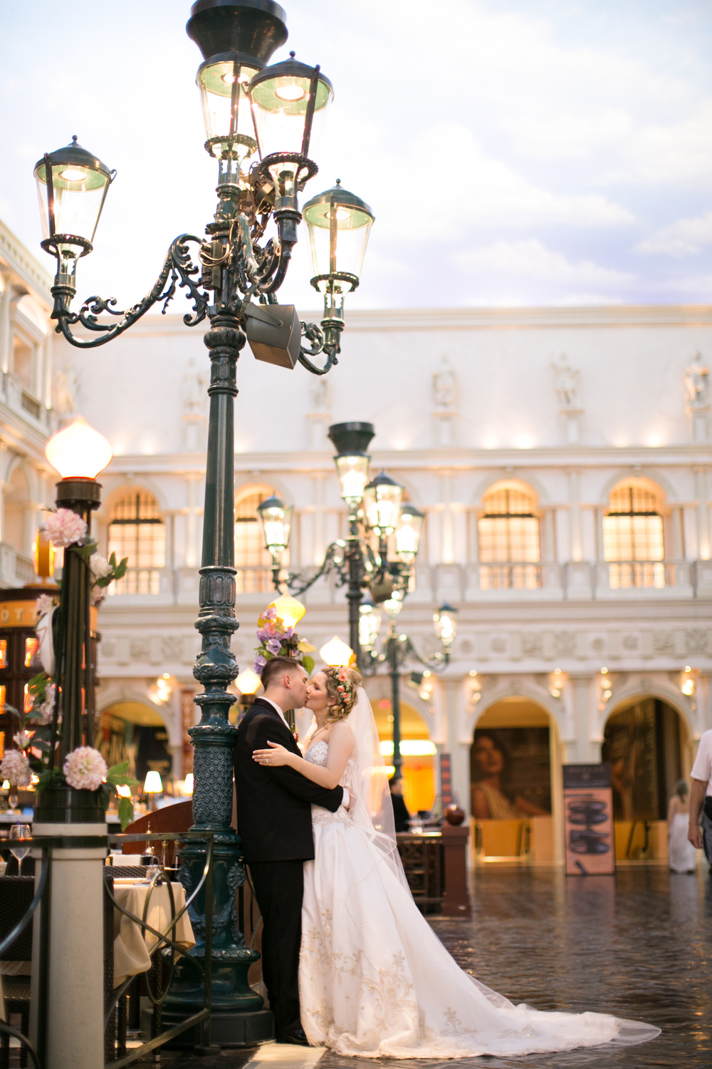 Wedding At The Venetian Las Vegas Planner Best Destination