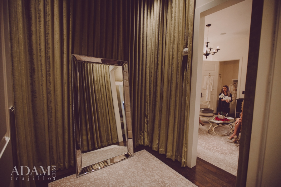 Las Vegas Wedding Planner Andrea Eppolito shares photos of The Bridal Lounge at ARIA Las Vegas; taken at the WIPA Meeting of June 2015.