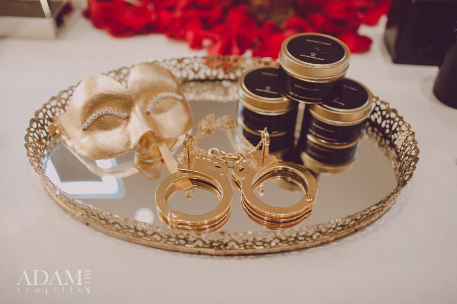 Las Vegas Wedding Planner Andrea Eppolito shares photos of   Kiki de Montparnasse lifestyle items and golf handcuffs; taken at the   WIPA Meeting of   June 2015.