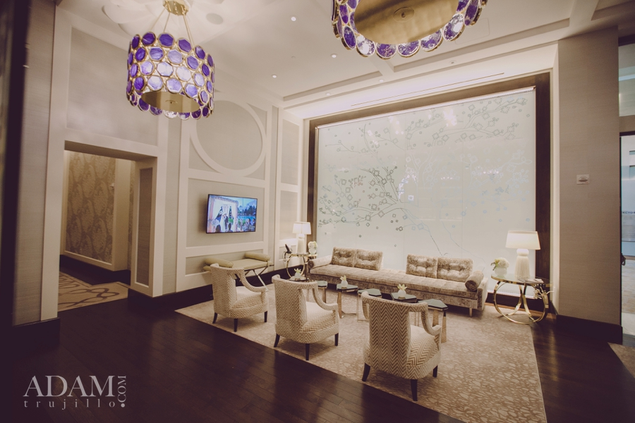 The Wedding Chapel at ARIA Las Vegas is endorsed by Luxury Las Vegas Wedding Planner Andrea Eppolito.