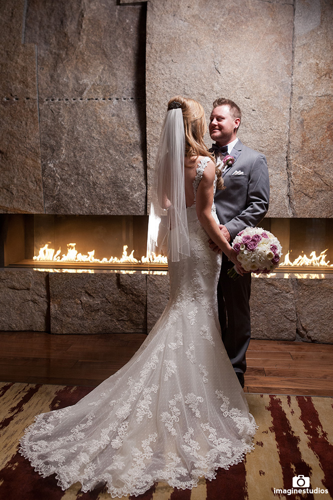 Looking for an extraordinary place to get married in Las Vegas? Try the fireside spa location at ARIA.  The Wedding Chapel at ARIA Las Vegas is endorsed by Luxury Las Vegas Wedding Planner Andrea Eppolito.