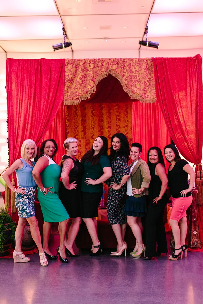 Las Vegas Wedding Planner Andrea Eppolito and the WIPA Board