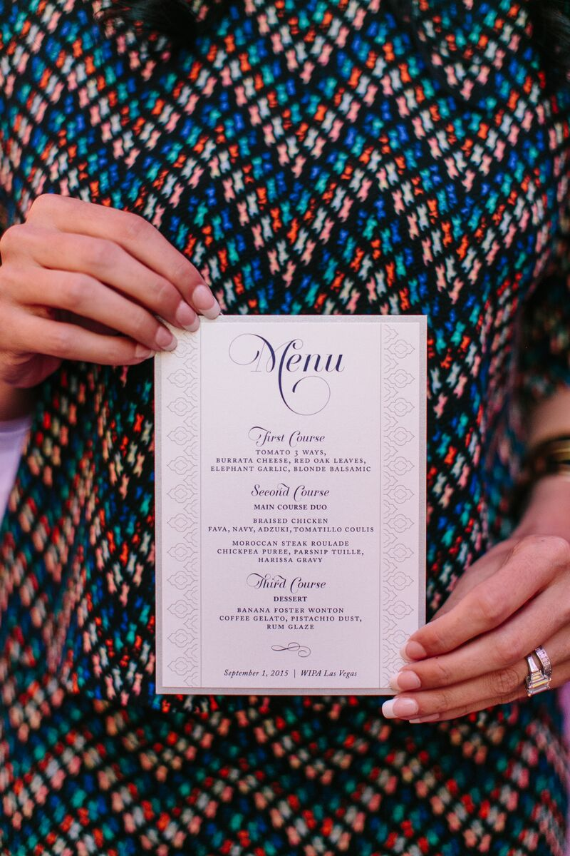 Menu by Paper & Home