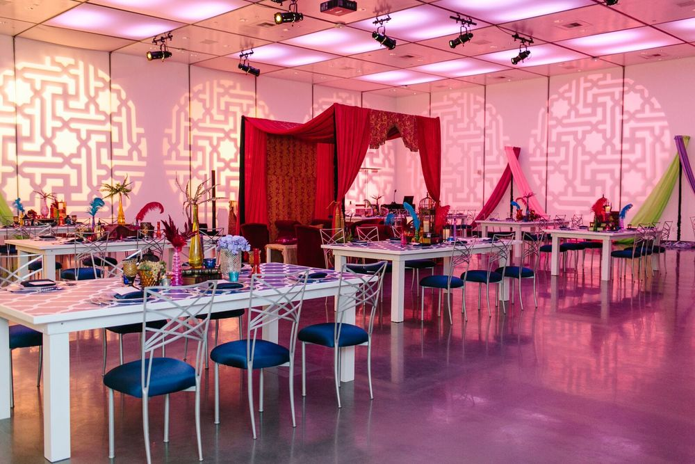 Moroccan Themed WIPA Luncheon