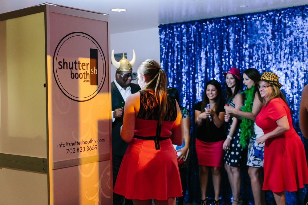 Slow Motion Video Booth from Shutterbooth