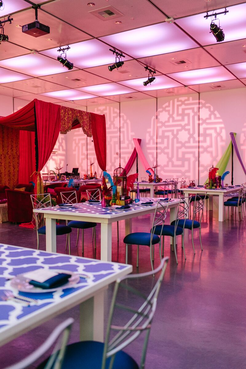 Moroccan Themed WIPA Event