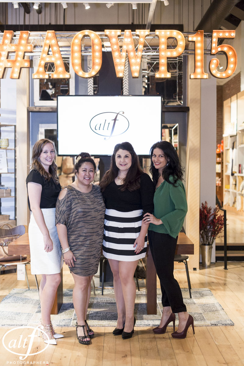 The Art of Wedding Planning Fall 2015 Wedding Planner Panel. Las Vegas' premiere wedding planners come together for a night of questions, answers, and inspiration.     Organized by  Paper and Home .  Hosted at  West Elm .  Photo by  Altf Photogrpahy .
