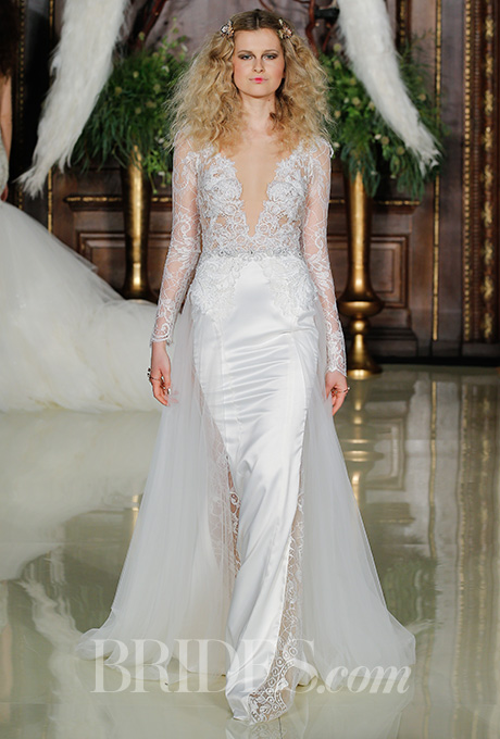 Galia Lahav Fall 2016.  Photo Courtesy of Brides.com.