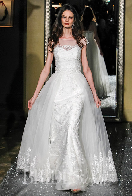 Oleg Cassini Courtesy of Brides.com