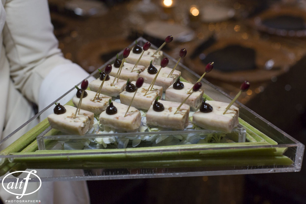 Luxe Hors d'Oeuvres