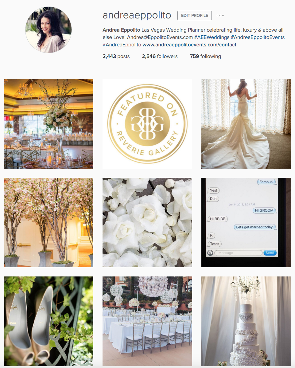 Is Instagram the new blog? Do brides read blogs?  Do brides like Instagram better than blogs?