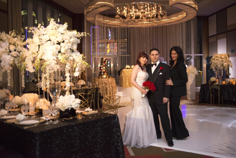 Luxury Wedding Planner Andrea Eppolito gets a 5 Star Rating.
