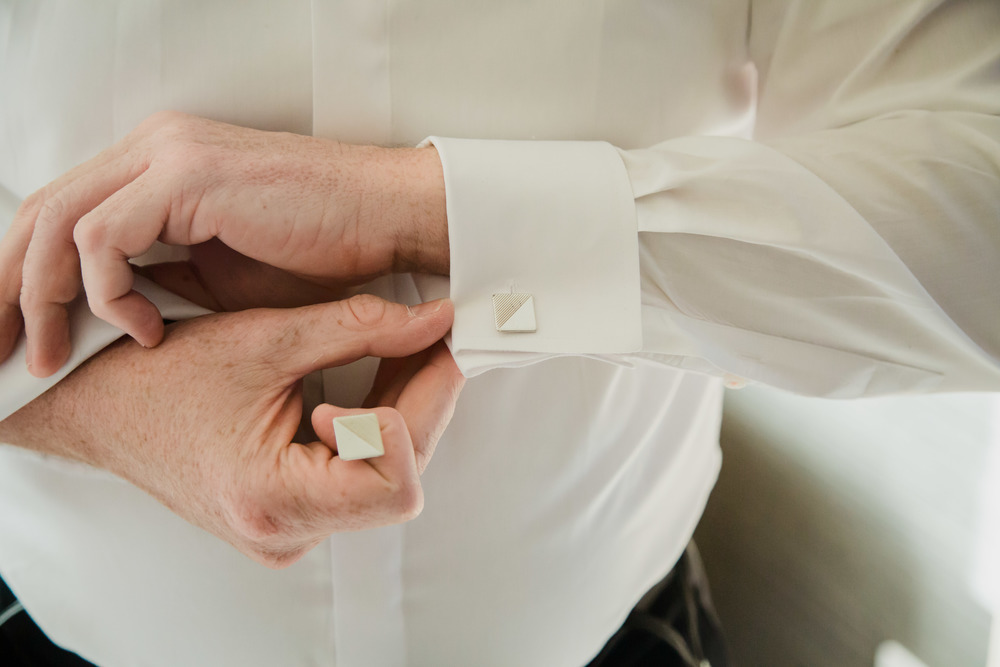 Cufflinks. Vendor Credits:  Wedding in the  Nobu Villa   |  Las Vegas Wedding Planner  Andrea Eppolito    |  Photography by  Adam Frazier   |  Videography by  Pure Light Creative   |  Floral and Decor by  Destinations by Design   |  Lighting by LED Unplugged  |  Music by  DJ Mike Fox