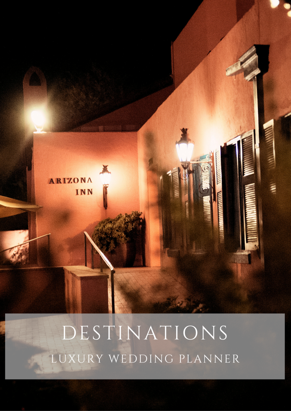 Destination Wedding Planner.  AEE is the premiere destination wedding planner and the first choice for socialites, celebrities, and the couple that wants to feel like one in a million!