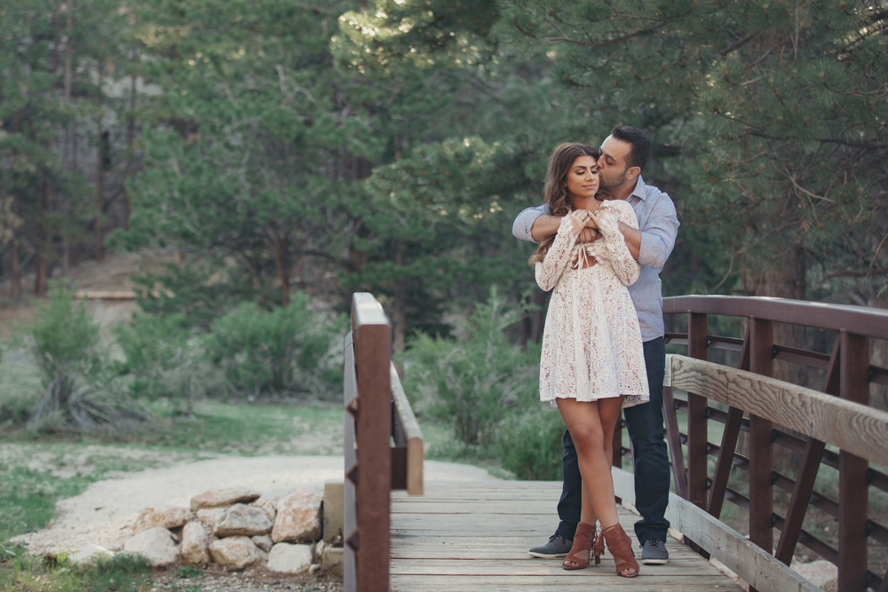 Las Vegas Wedding Planner Andrea Eppolito  |  Photo by Stephen Salazar  |  Destination Weddings in Las Vegas  |  Rustic Engagement Photos